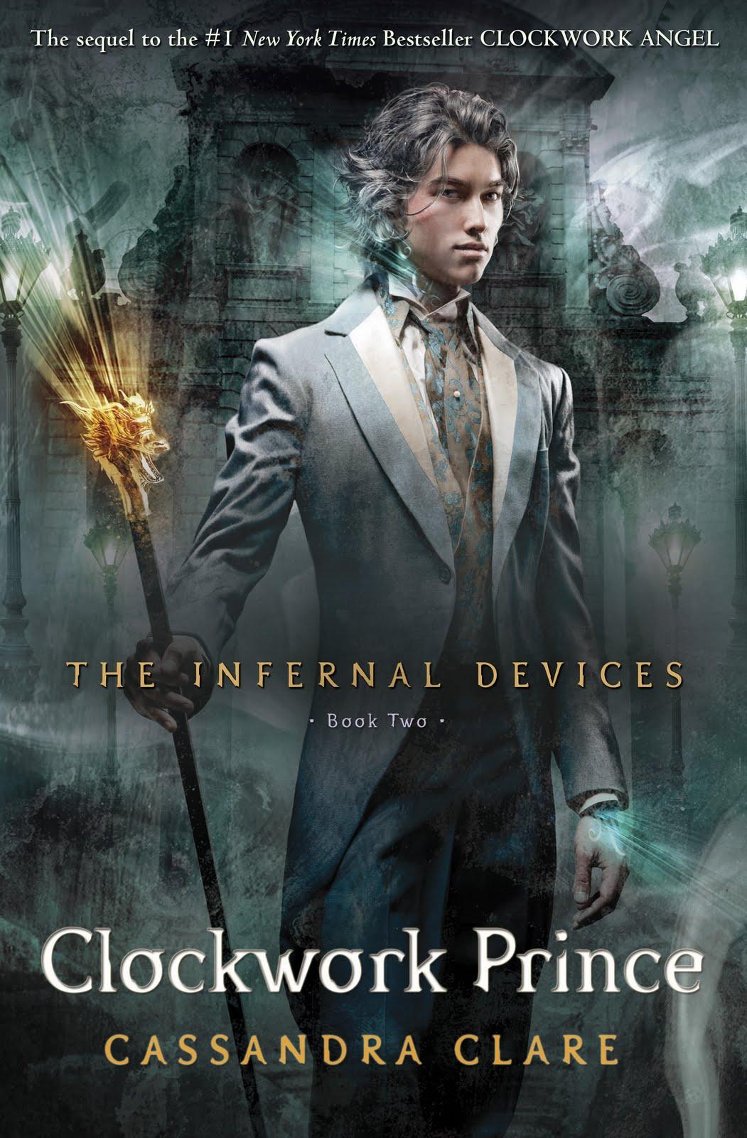 'Clockwork Prince' chapter titles have arrived as June's ...