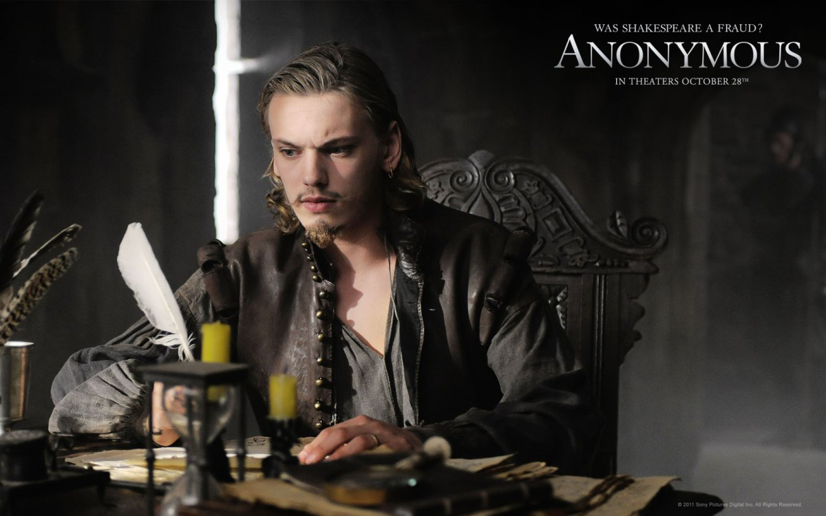 New Images of Jamie Campbell Bower in 'Anonymous' – TMI Source