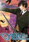 TID Manga Cover