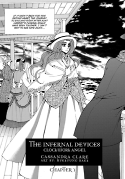 The Infernal Devices Manga Pdf