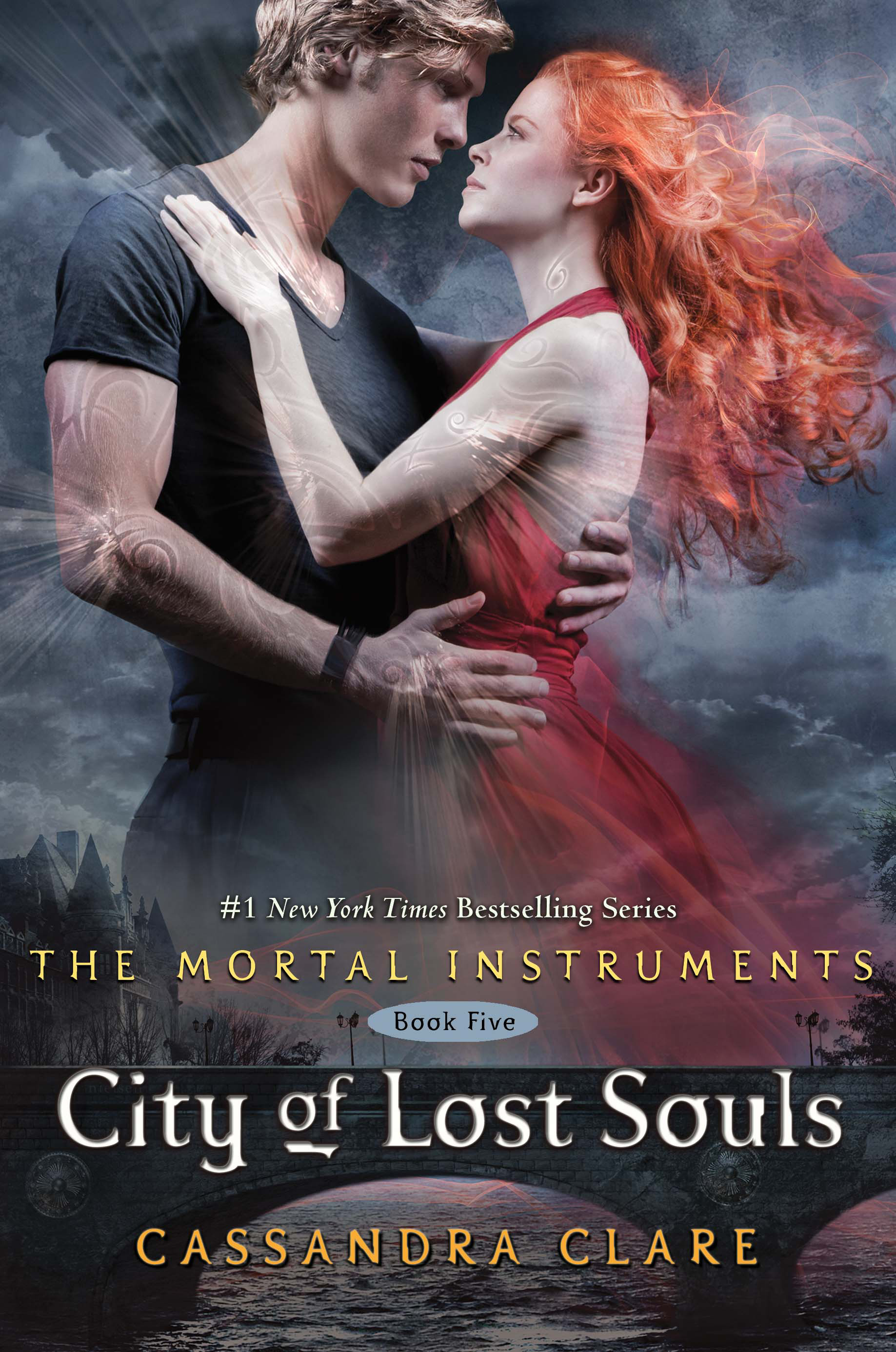 City of Lost Souls (Chapterized) - Cassandra Clare