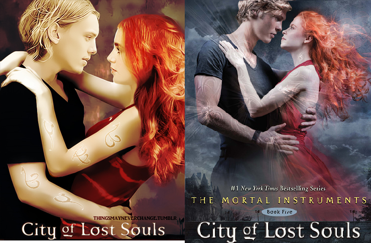 City of Lost Souls The Mortal Instruments