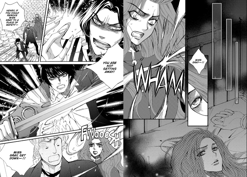Mania pdf manga