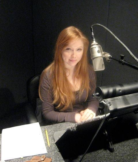 Molly Quinn will voice 'City of Lost Souls' audiobook ...