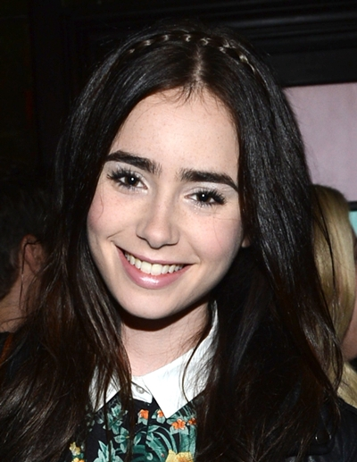 Photos: Lily Collins a...