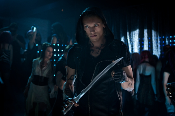 Jamie Campbell Bower as Jace Wayland
