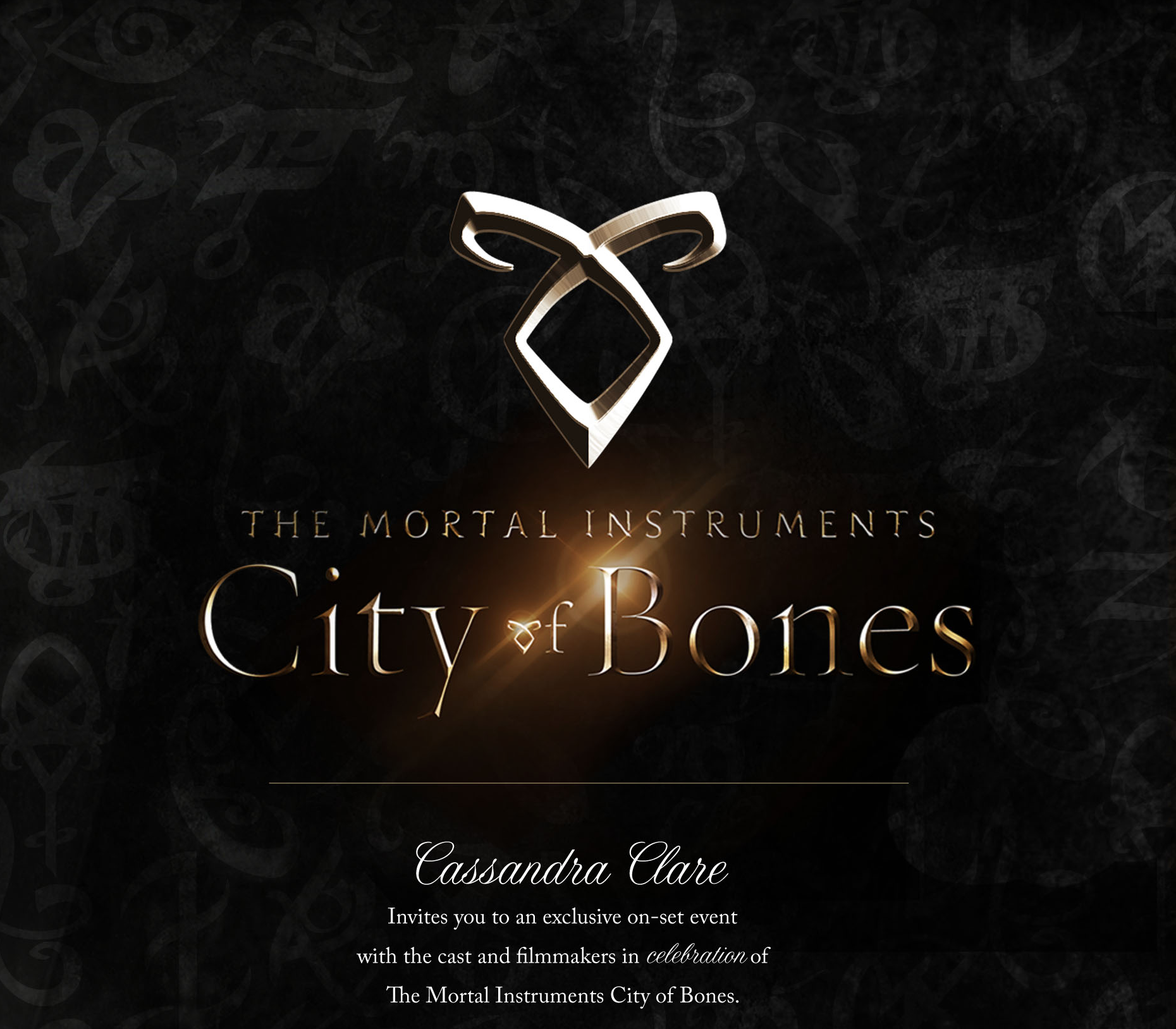 The Mortal Instruments: The Shadowhunter's Codex (2013, Hardcover)