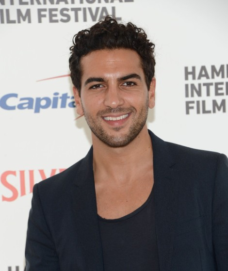 Elyas M'Barek at the 20th Hamptons International Film Festival