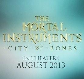mortal instruments city of bones official posters so far the mortal