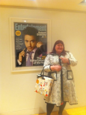 In which I visit Entertainment Weekly's offices