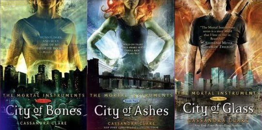 Image result for city of bones and city of ashes