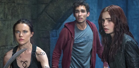 Isabelle, Simon and Clary