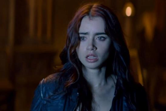 Lily Collins talks marrying reality and fantasy in 'MORTAL ...