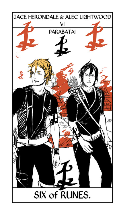 Final Shadowhunter Tarot Cards: 'THE INFERNAL DEVICES ... |Mortal Instruments Cards