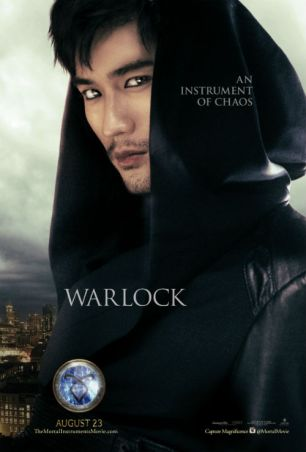 Magnus Bane character poster