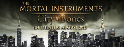 City of Bones movie cut
