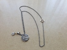 Cassandra Clare's Rune Necklace