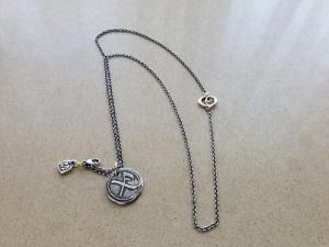 Cassandra Clare's Rune Necklace