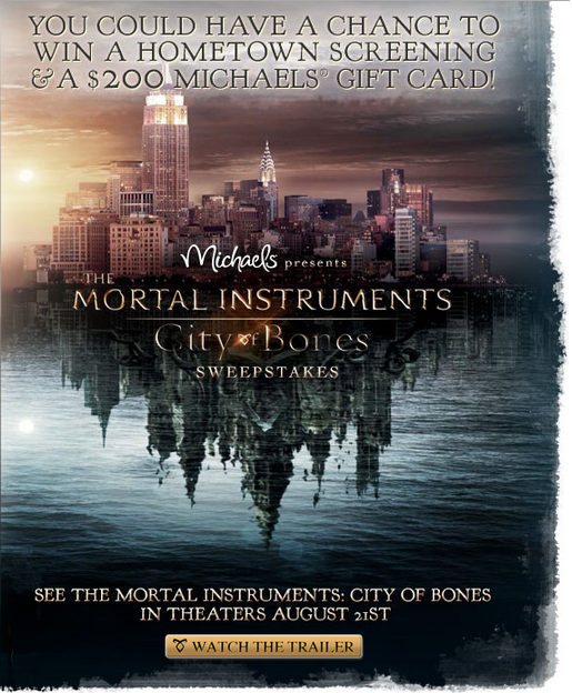 Shadowhunter Hangout: Come chat MORTAL INSTRUMENTS at BookExpo America ...