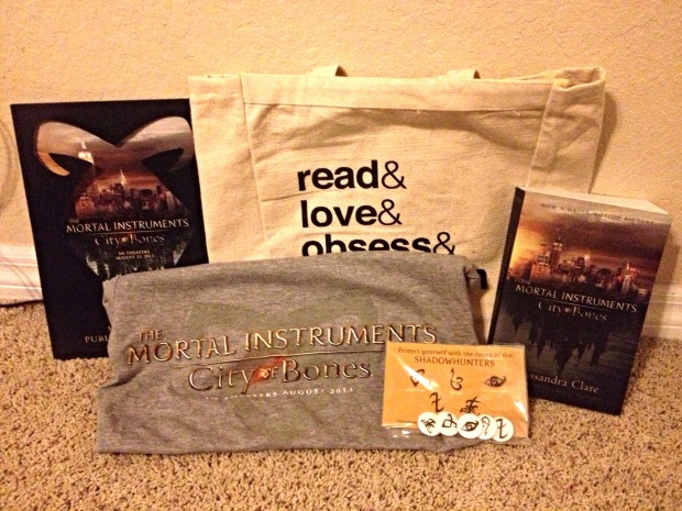 TMI Movie Swag