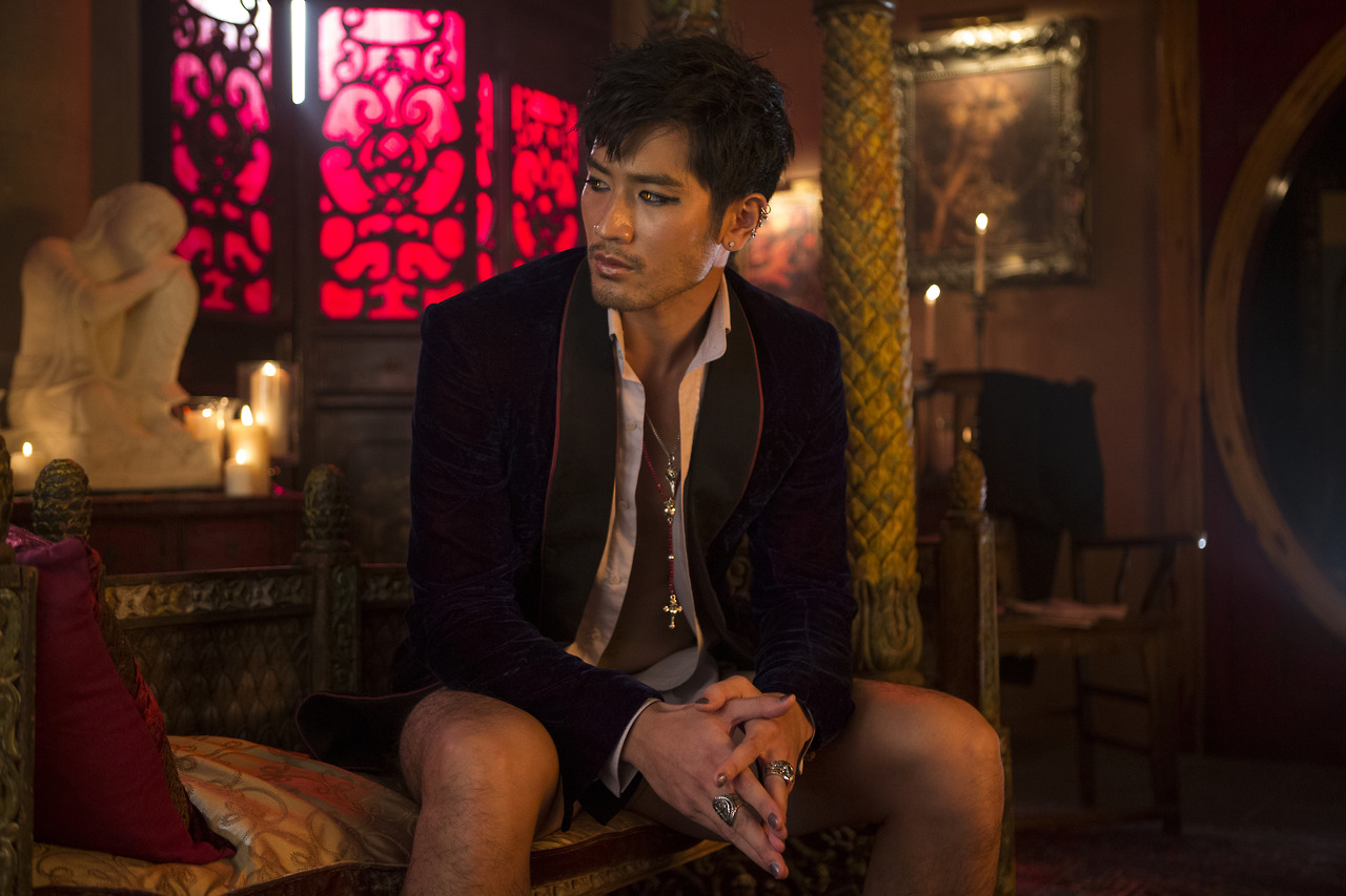 Four new stills from 'THE MORTAL INSTRUMENTS: CITY OF