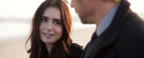 Lily stuck in love