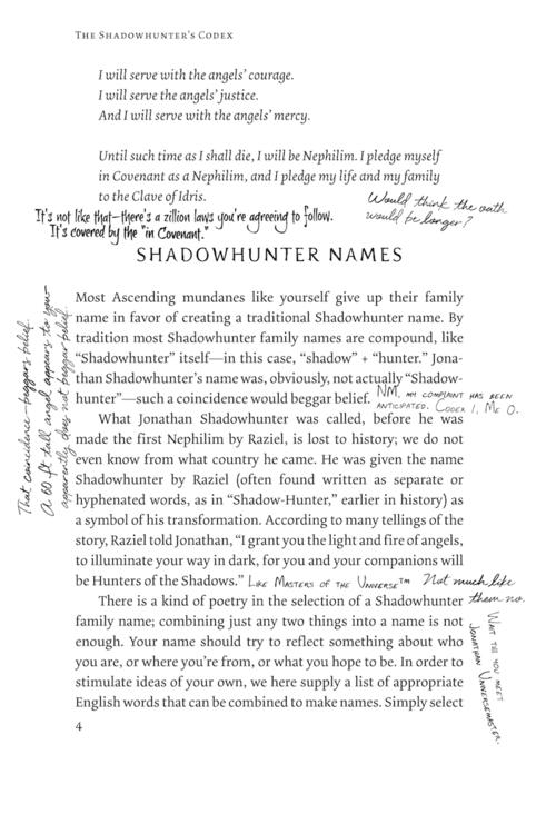 page Codex