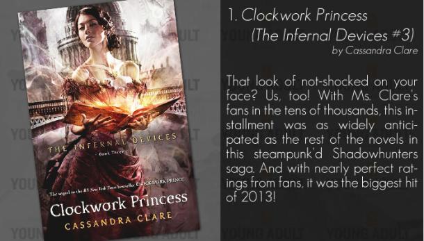 Clockwork Princess No 1 2013