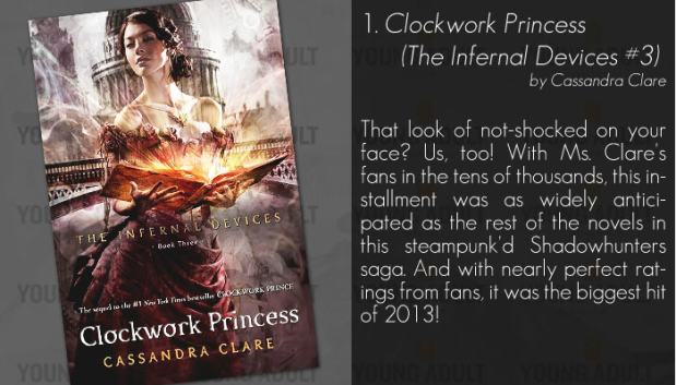 Clockwork Princess No 1 2013