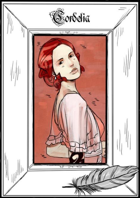 Cordelia The Last Hours Cassandra Clare