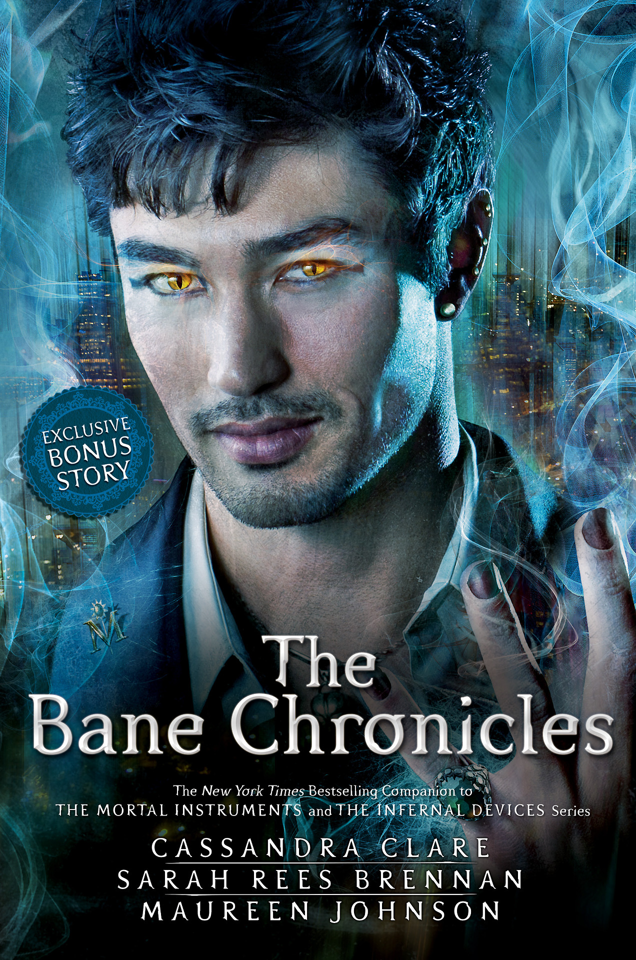 http://www.amazon.it/The-Bane-Chronicles-Cassandra-Clare/dp/1442495995/ref=tmm_hrd_title_1?ie=UTF8&qid=1435739666&sr=1-1