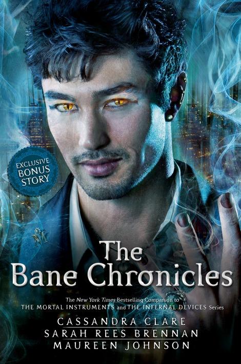 Revelada capa de As Crônicas de Bane