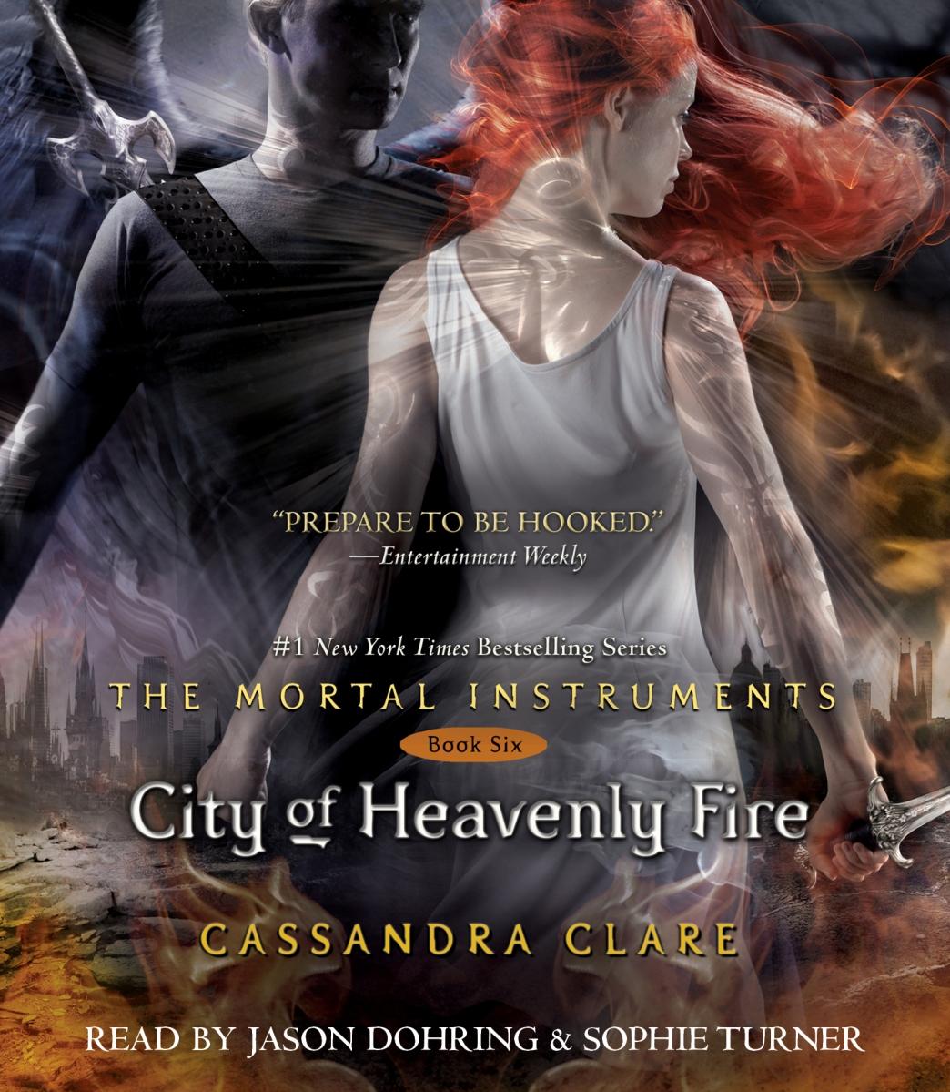 Listen: Excerpt from 'City of Heavenly Fire' audiobook ...