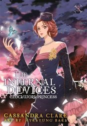 clockwork princess manga