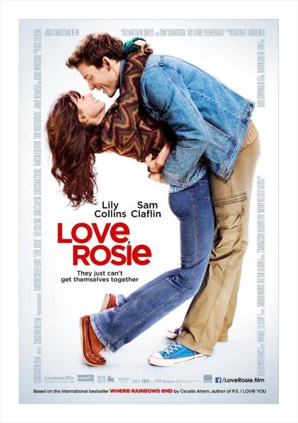 Afbeeldingsresultaat voor love, rosie poster