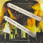 Shadowhunter bookmarks