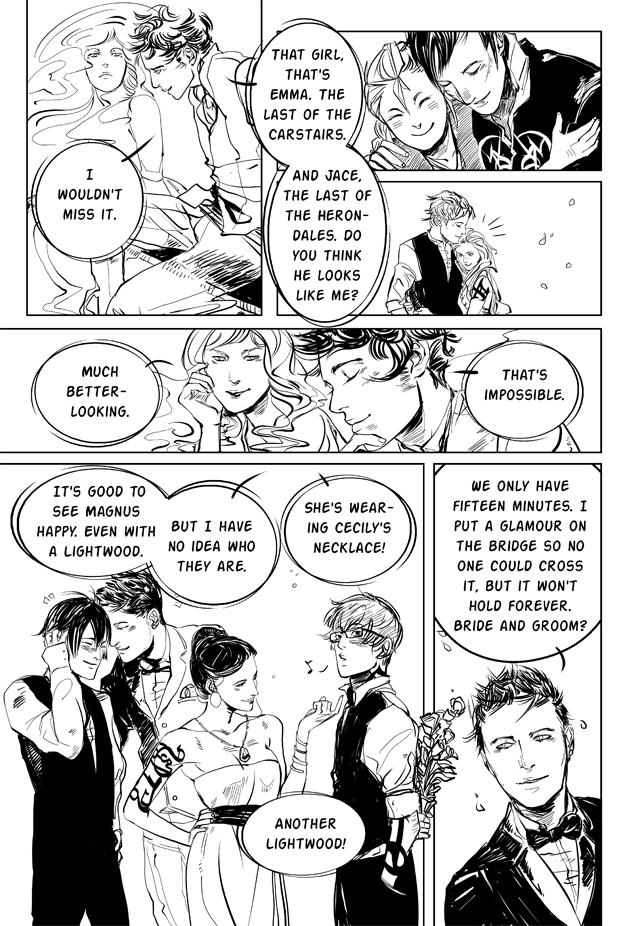fire comic strip