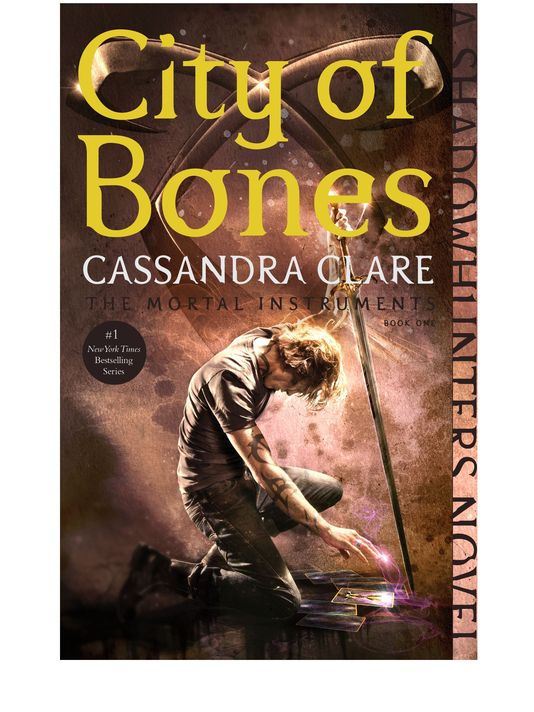 The Mortal Instruments Book Covers New covers for 'The ...