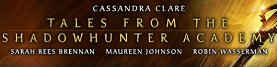 Tales from the Shadowhunter Academy featured image