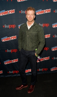 """SHADOWHUNTERS - The cast and creators of ABC Family's """"Shadowhunters"""" appear at New York Comic-Con on October 10, 2015 to discuss the new series. """"Shadowhunters"""" premieres Tuesday, Jan. 12 at 9 p.m. ET on ABC Family. (ABC Family/Lou Rocco) MCG"""