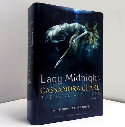 Lady Midnight hardcover