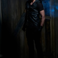 "SHADOWHUNTERS - ABC Family's ""Shadowhunters"" stars Dominic Sherwood as Jace Wayland. (ABC Family/Bob D'Amico)"