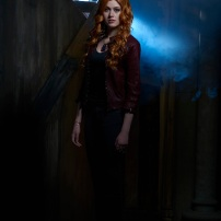 "SHADOWHUNTERS - ABC Family's ""Shadowhunters"" stars Katherine McNamara as Clary Fray. (ABC Family/Bob D'Amico)"