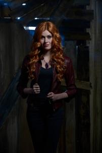 """SHADOWHUNTERS - ABC Family's """"Shadowhunters"""" stars Katherine McNamara as Clary Fray. (ABC Family/Bob D'Amico)"""