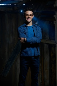 "SHADOWHUNTERS - ABC Family's ""Shadowhunters"" stars Alberto Rosende as Simon Lewis. (ABC Family/Bob D'Amico)"