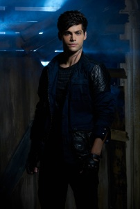 "SHADOWHUNTERS - ABC Family's ""Shadowhunters"" stars Matthew Daddario as Alec Lightwood. (ABC Family/Bob D'Amico)"