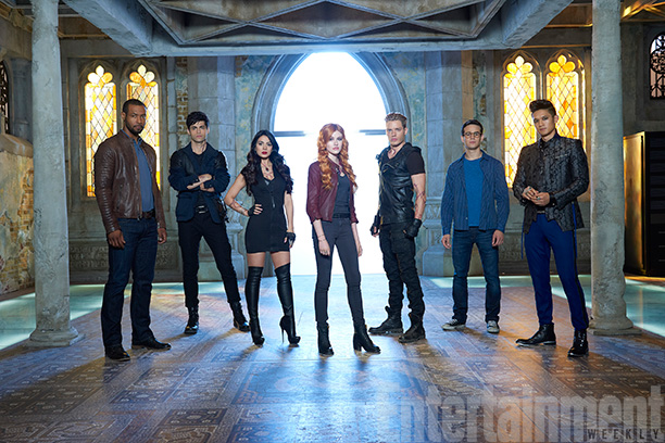 EW Shadowhunters 1