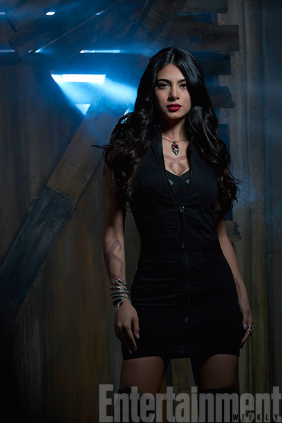 EW Shadowhunters 8