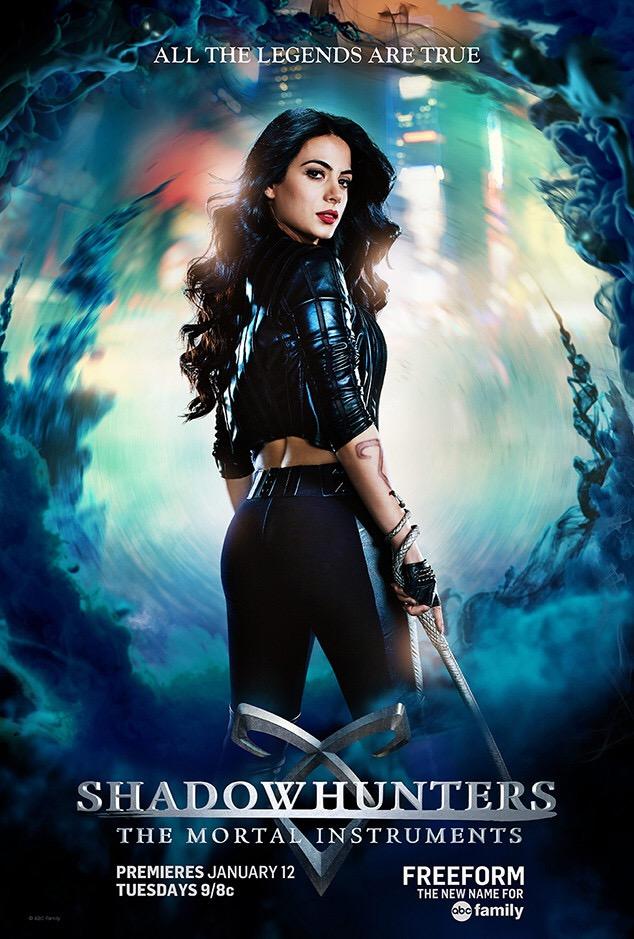 Shadowhunters: The Mortal Instruments - Season 2