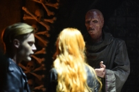 "SHADOWHUNTERS - ""The Descent Into Hell is Easy"" - Clary's memories may be the key to finding her mother and The Mortal Cup in ""The Descent Into Hell is Easy,"" an all-new episode of ""Shadowhunters,"" airing Tuesday, January 19th at 9:00 – 10:00 p.m., EST/PST on Freeform, the new name for ABC Family. ABC Family is becoming Freeform on January 12, 2016. (ABC Family/John Medland) STEPHEN HART"